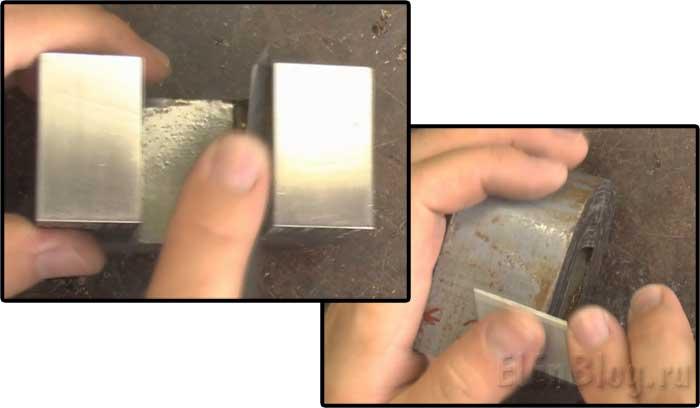 Сборка-перемотанного-трансформатора-(Расчёт-и-перемотка-трансформатора-#5)_Очищаем-трансформаторное-железо-от-лака