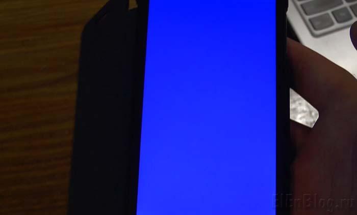 4-Как проверить lenovo p780_сервисное меню Lenovo тест LCD