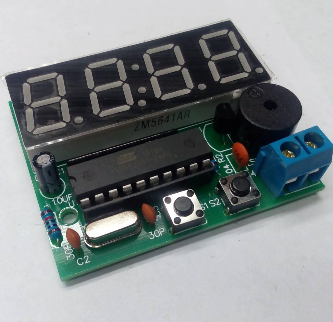 Конструктор часы с будильником